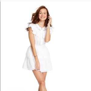 Love shack fancy x Target white dress